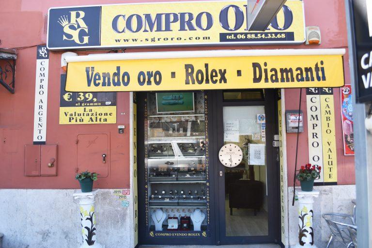 negozio ratte roma cassia